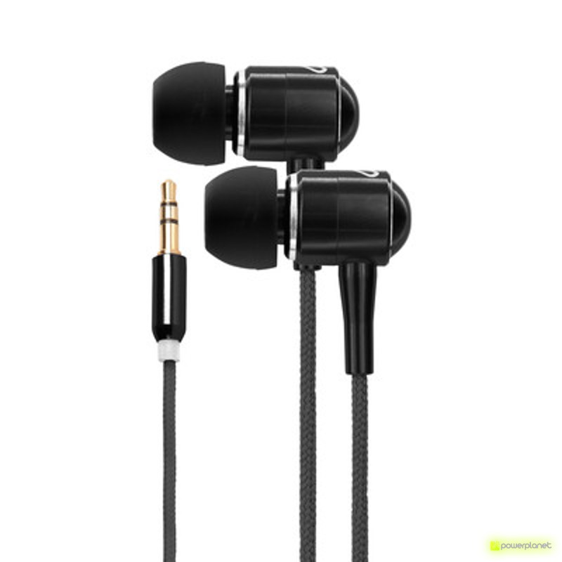 Energy Earphones Urban 2 Black - Ítem2