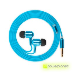 Energy Earphones Urban 2 Cyan - Item1
