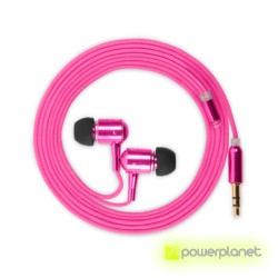 Energy Earphones Urban 2 Magenta - Ítem1