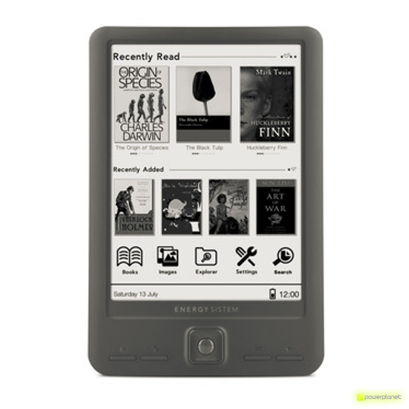 Energy eReader Slim - Item3