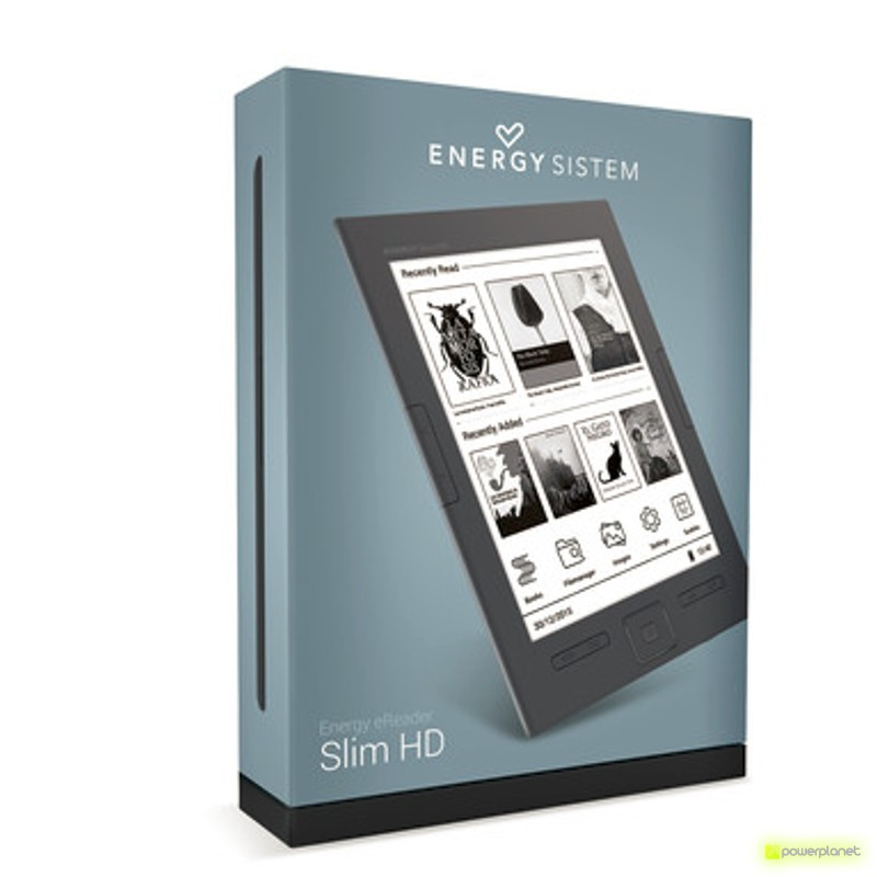 Energy eReader Slim HD - Ítem5