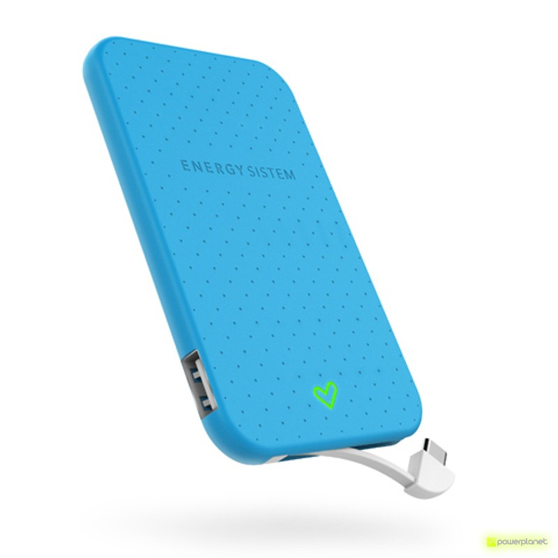 Energy Extra Battery 2500 Blue