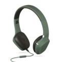 Energy Headphones 1 Green Mic