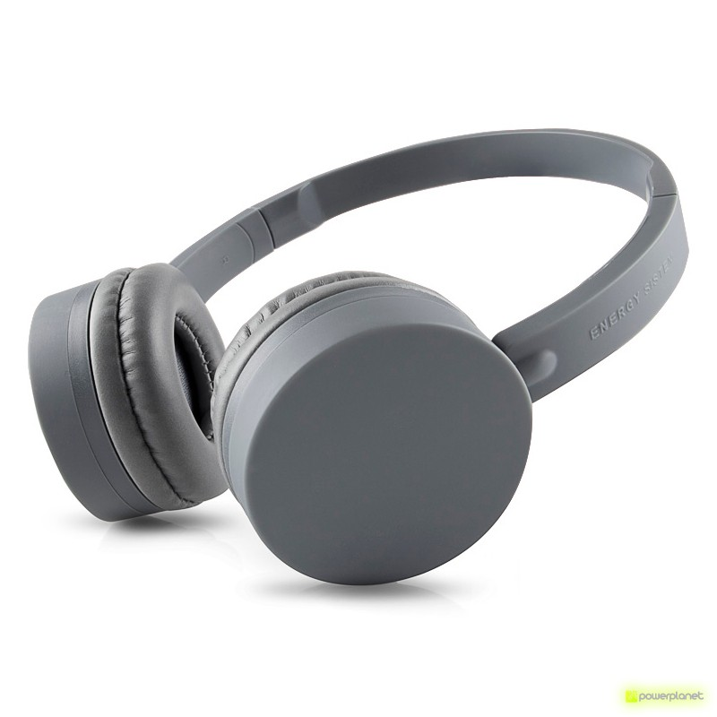 Energy Headphones BT1 Bluetooth Graphite