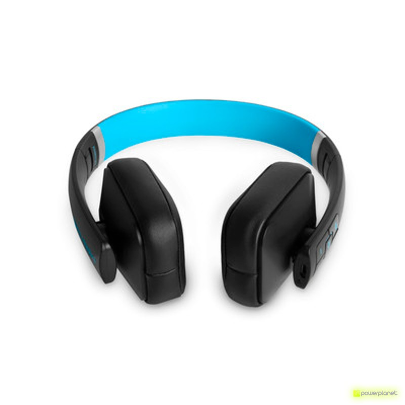 Energy Headphones BT2 Bluetooth Cyan - Item1