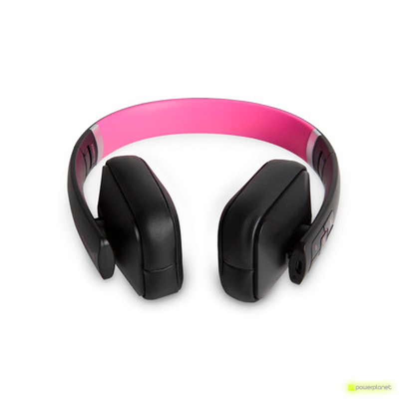 Energy Headphones BT2 Bluetooth Magenta - Ítem2