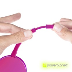 Energy Headphones Colors Grape Mic - Ítem2