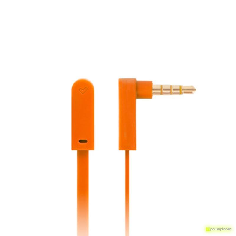 Energy Headphones Colors Tangerine - Item2