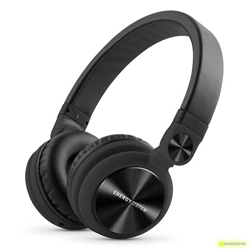 Energy Headphones DJ2 Black Mic