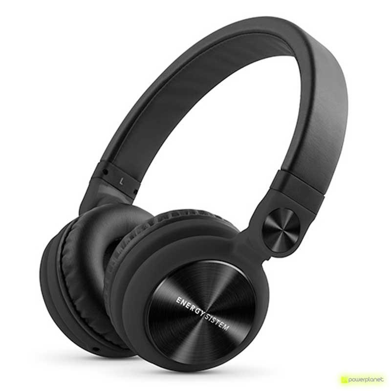 Energy Headphones DJ2 Black Mic