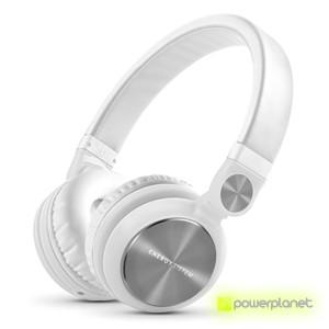 Energy Headphones DJ2 White Mic