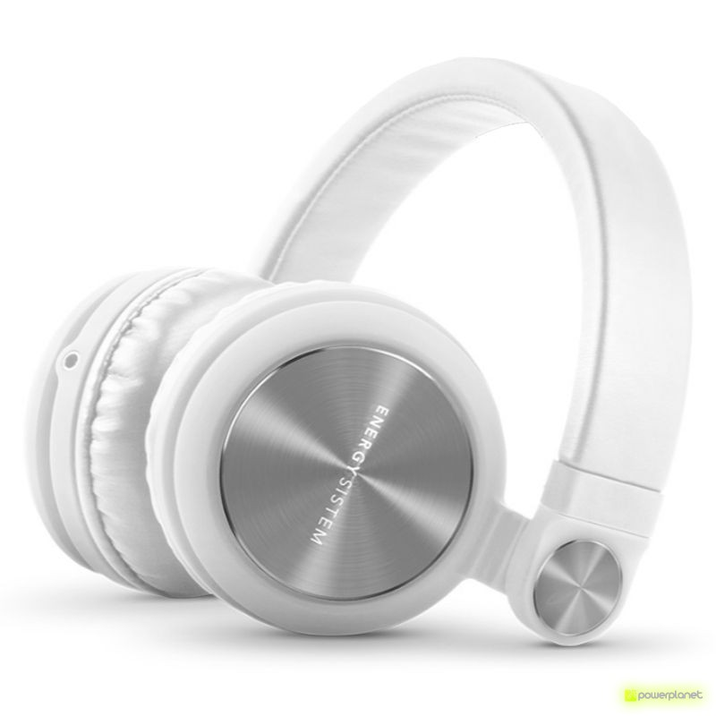 Energy Headphones DJ2 White Mic - Ítem1