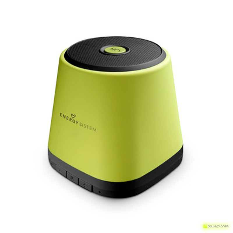 Energy Music Box BZ1 Ruby Green Bluetooth - Item