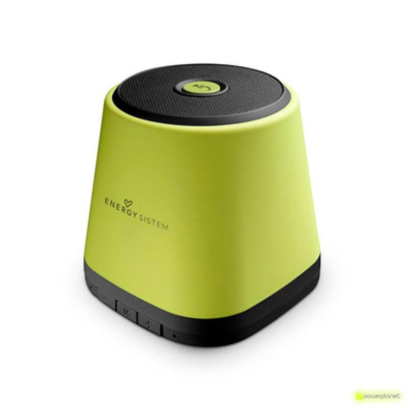 Energy Music Box BZ1 Ruby Green Bluetooth