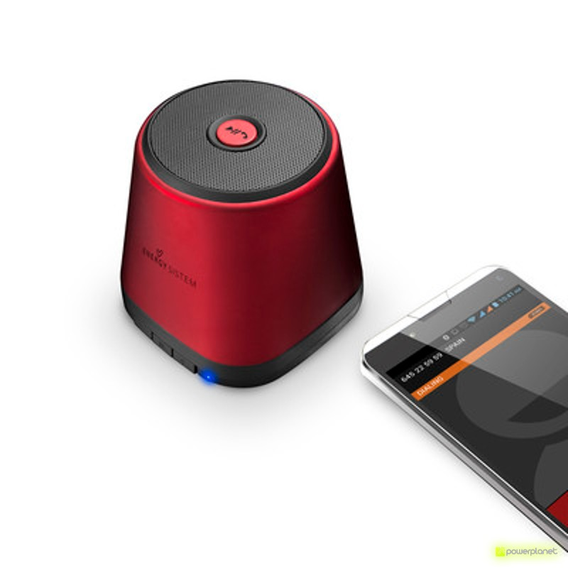 Energy Music Box BZ1 Ruby Red Bluetooth - Ítem2