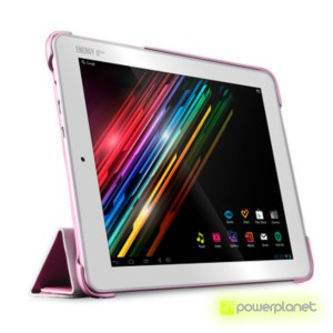 Energy Tablet Case i8 Pink