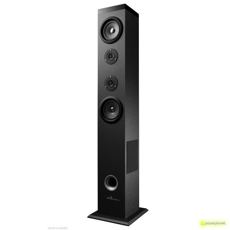 Energy Tower 5 Bluetooth Negro