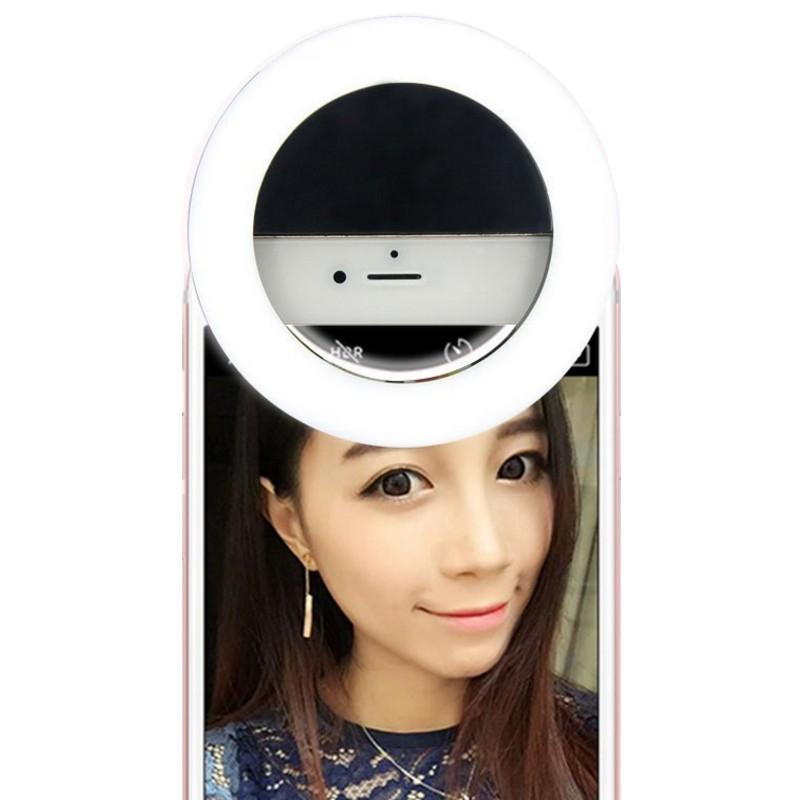 Flash Selfie Anillo LED RK14