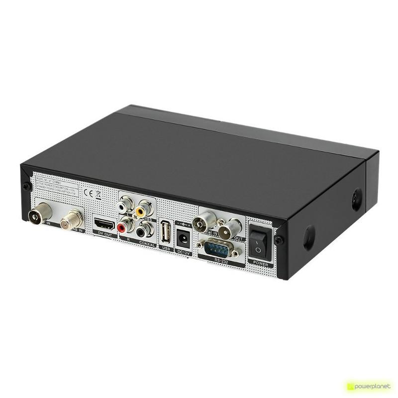 Receptor satélite Freesat V7 Combo - Ítem2