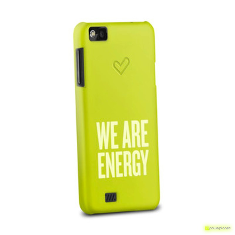 Energy Phone Case Neo Green - Item