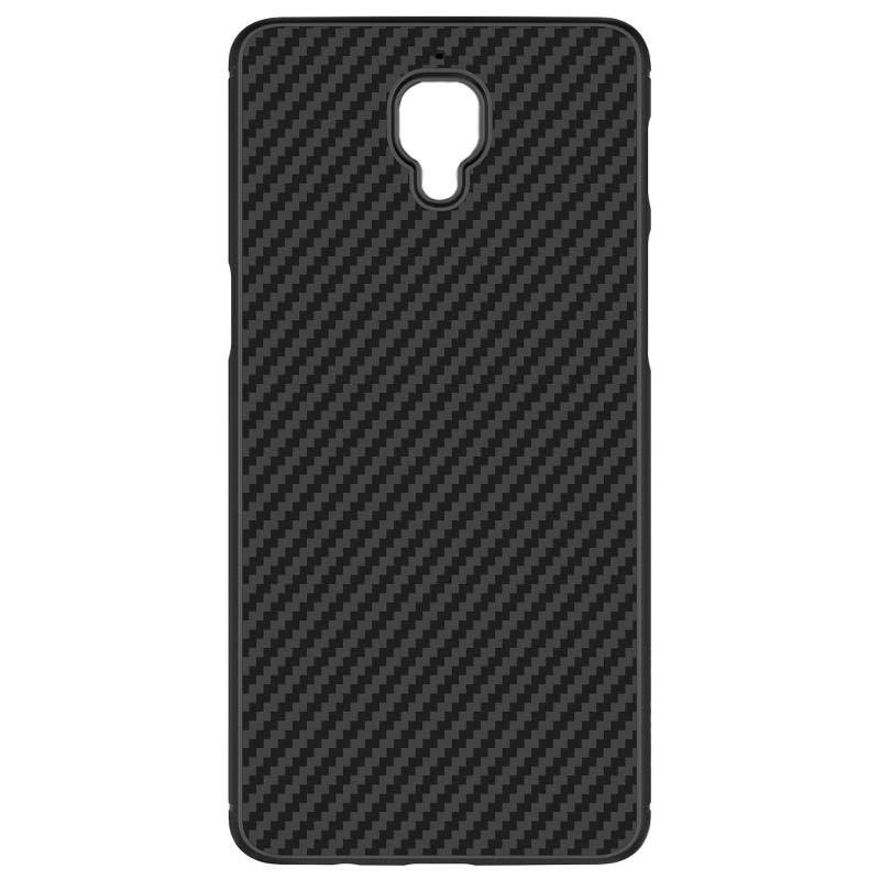 Capa de fibra sintética OnePlus 3 Nillkin