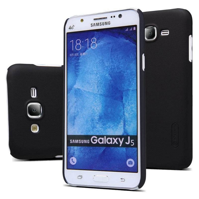 Capa de Borracha Frosted para Samsung Galaxy J5 - Item1