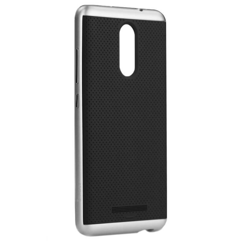 Capa de silicone Xiaomi Redmi Note 3/3 Pro Ipaky