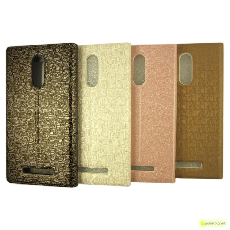 Tampa Tipo Livro com Janela Dual Xiaomi Redmi Note 3 / Note 3 PRO - Item3