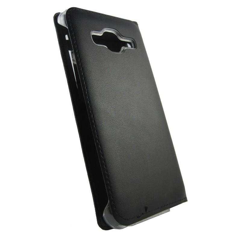 Caso tipo livro com janela Samsung Galaxy J3 - Item3