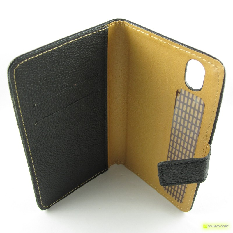 Tampa tipo Livro Ulefone Paris X - Item2