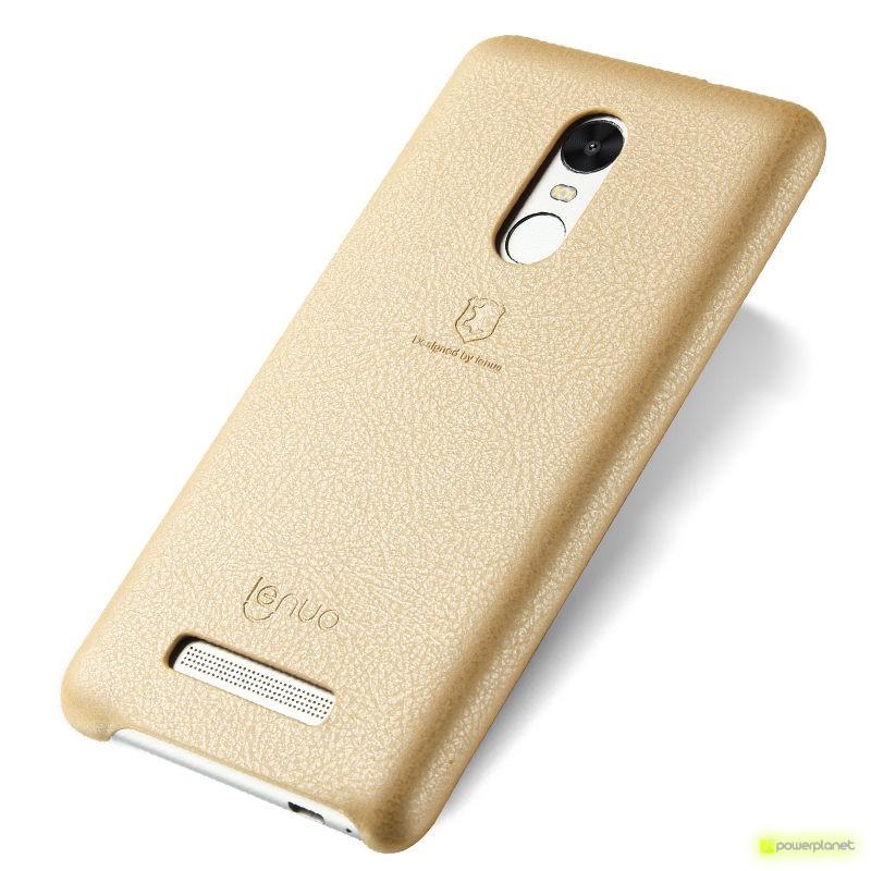 Funda de silicona para Xiaomi Redmi Note 3 Pro Special Edition - Ítem1
