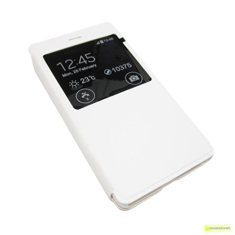 Tampa Tipo Livro Xiaomi Redmi 3 - Item1