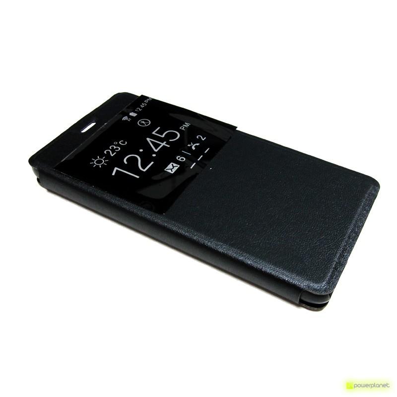 Funda Tipo Libro con Ventana Xiaomi Redmi 3 - Ítem2