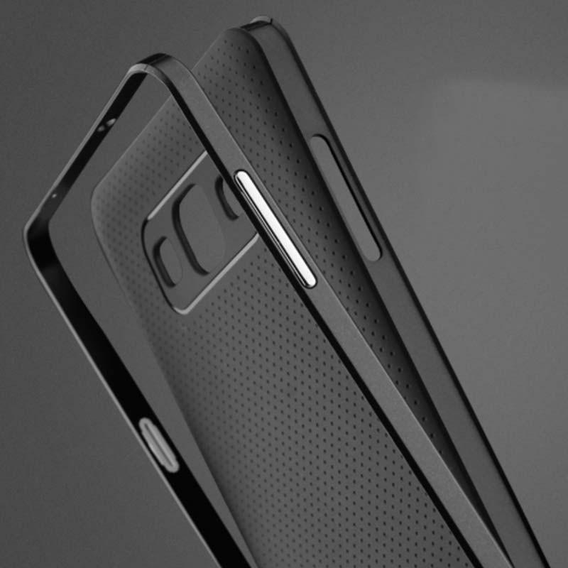 Capa de silicone Samsung Galaxy A3 Ipaky - Item4