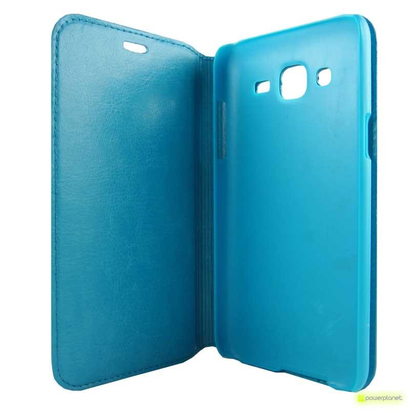 Funda Tipo Libro Samsung Galaxy J5 - Ítem2