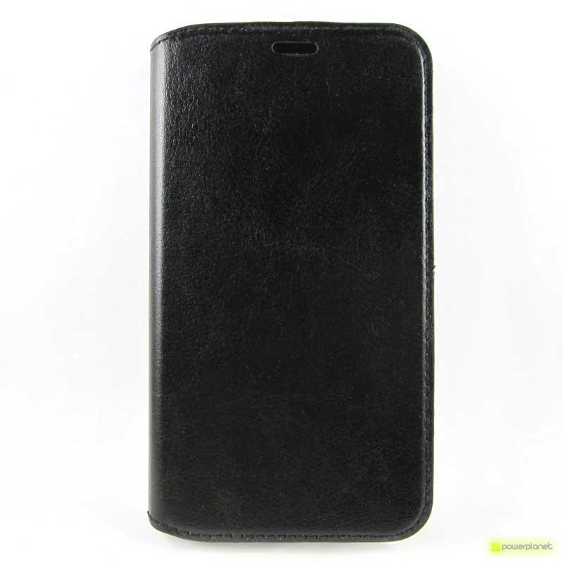 Tampa tipo livro Samsung Galaxy J5 - Item5