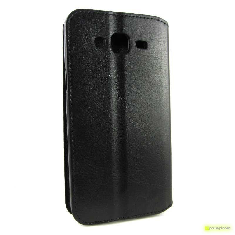 Funda Tipo Libro Samsung Galaxy J5 - Ítem3