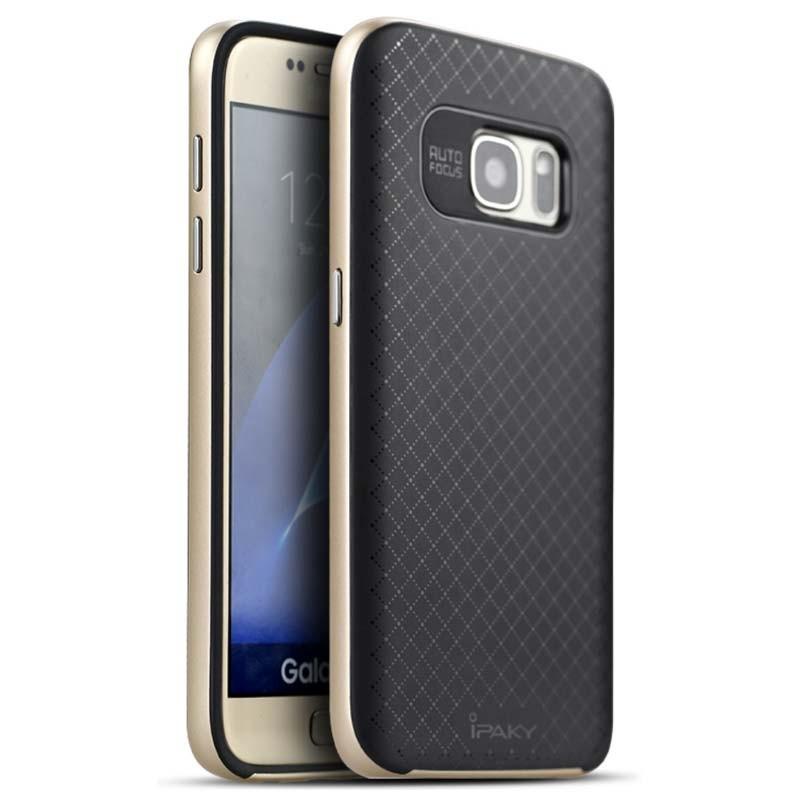 Funda de silicona Samsung Galaxy S7 Ipaky - Ítem1