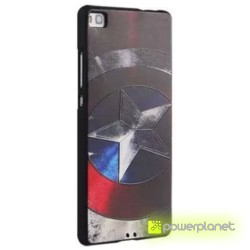 Capa de Silicona Huawei P8 com Design - Item3