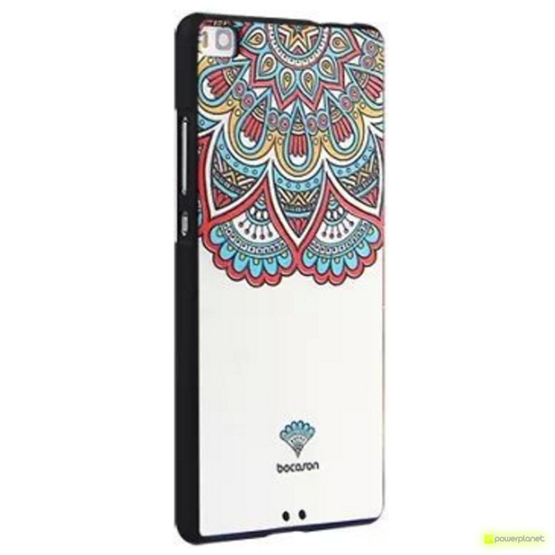 Funda de Silicona Huawei P8 con diseño - Ítem2