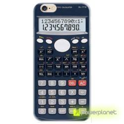 Capa de Silicona Iphone 5S com Design - Item1