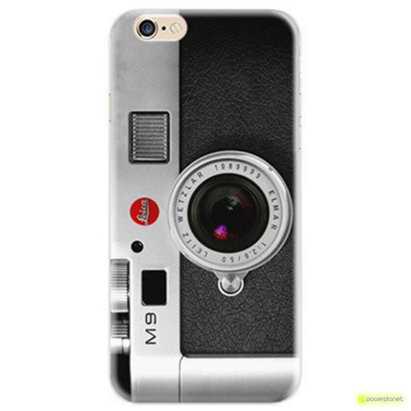 Capa de Silicona Iphone 5S com Design - Item2