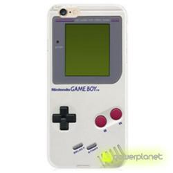 Capa de Silicona Iphone 6 com Design - Item1
