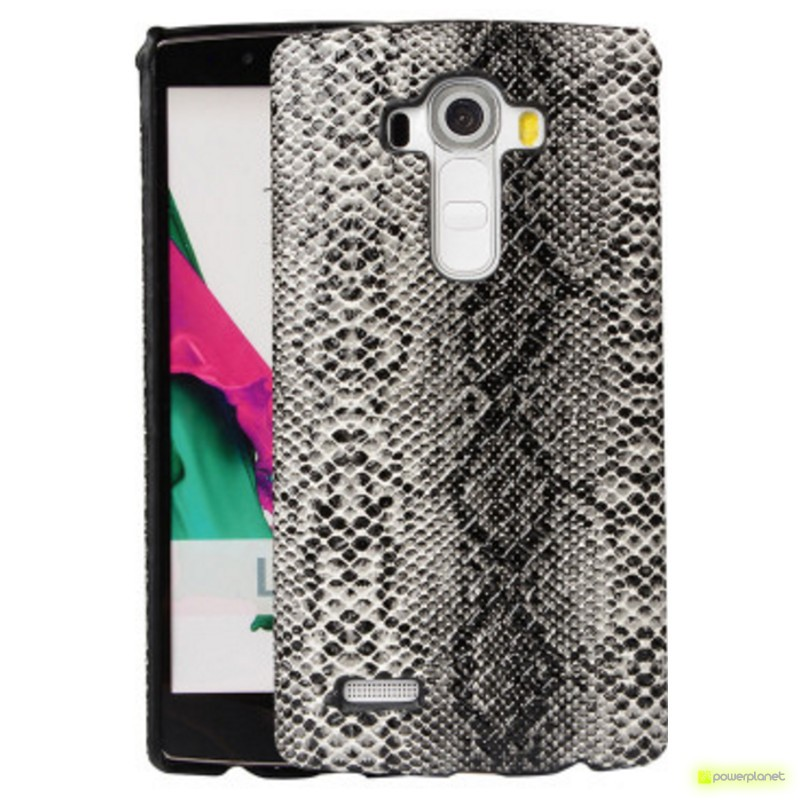 Funda de Silicona LG G4 con diseño - Ítem1