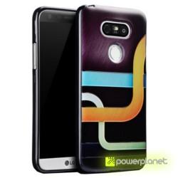 Capa de Silicona LG G5 com Design - Item2