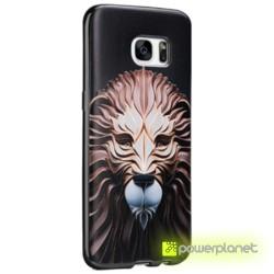 Capa de Silicona Samsung Galaxy S7 com Design - Item3