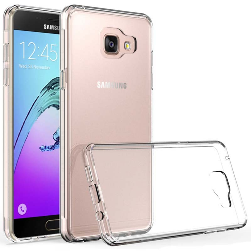 Funda de silicona para Samsung Galaxy A5 2017
