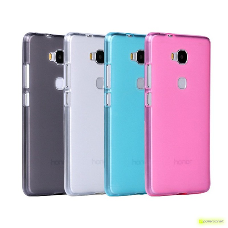Funda de Silicona Huawei Honor 5X