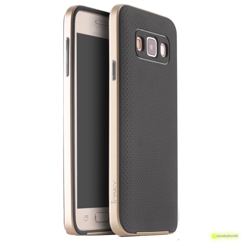 Capa de silicone Samsung Galaxy A3 Ipaky