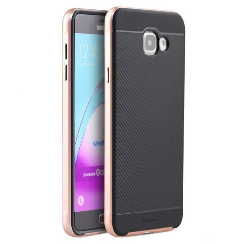 Funda de silicona Samsung Galaxy A7 2016 Ipaky - Ítem3